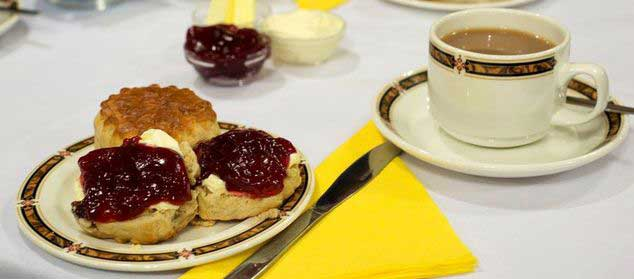 Christmas Time Cream Teas!