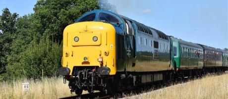 Deltic Running Weekend