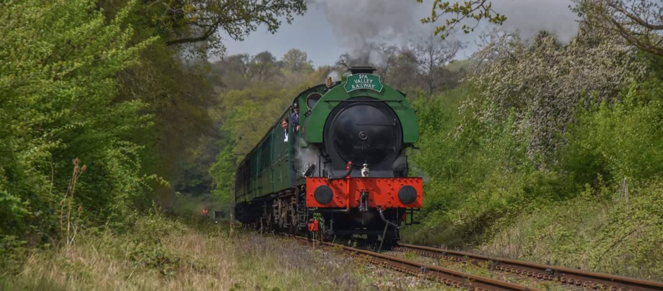 Bank Holiday and September Steam Train Rides!