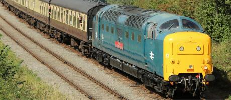 Deltic Driver Experience