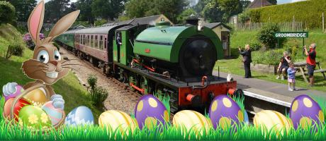 Easter Specials & Spot the Bunny Competition!