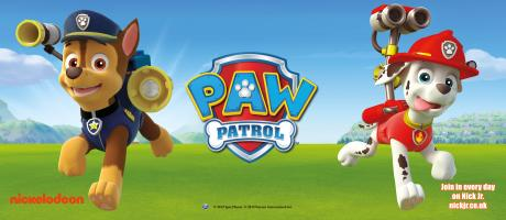 See Chase and Marshall from PAW Patrol