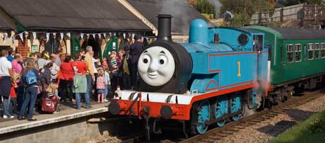 1. Day Out With Thomas