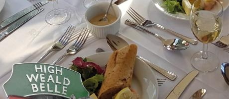 High Weald Belle Luncheon & Dining Train