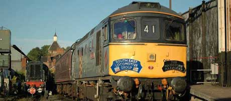 6th CAMRA Real Ale & Cider Festival and Autumn Diesel Gala