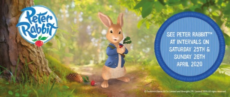 See Peter Rabbit™!